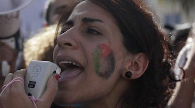 Es hora de fer justícia – Una crida de Palestina als/les ciutadans/es europeus/es