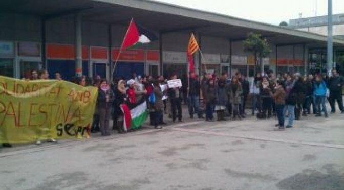 Alumnos del SEPC instan a la UAB a boicotear a Israel