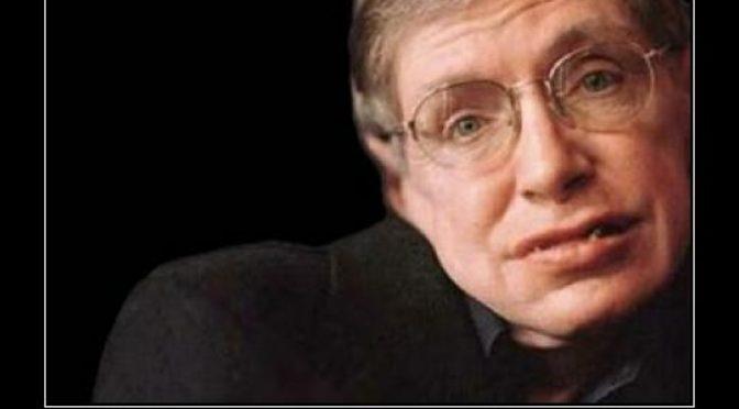 Stephen Hawking s'uneix al boicot acadèmic a Israel