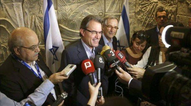 Israel no és cap referent: l'ocupació, la colonització i l'apartheid no són el nostre model per a Catalunya