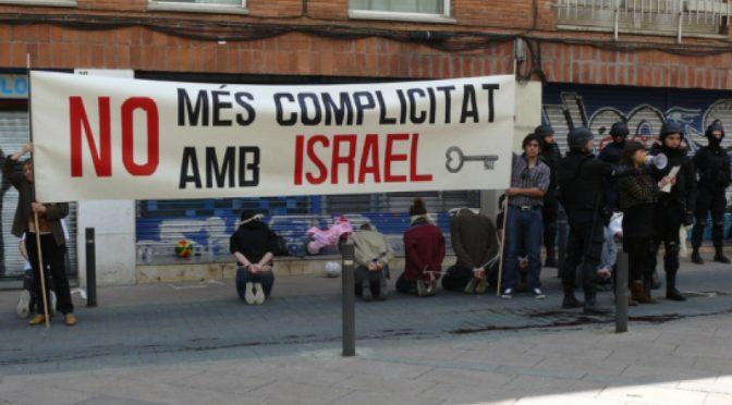 Projecte CAPER: aturem la col·laboració entre la UAB i cossos repressius israelians i catalans