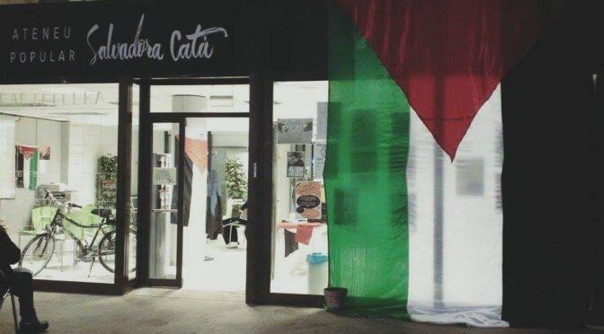 Presentació de la Campanya BDS a Girona