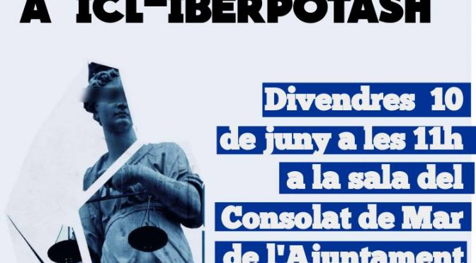 Veredicte del Judici Popular a Iberpotash