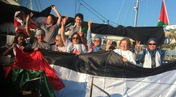 La Crida de Sabadell condemna l'assalt a la flotilla de Dones Rumb a Gaza