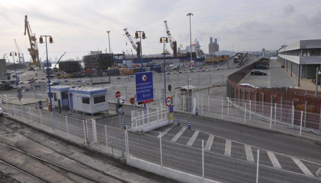 La seguretat del Port de Tarragona a mans de l'empresa que gestiona el mur de Palestina