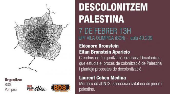 Descolonitzem Palestina